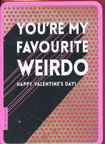 You're my Favourite Weirdo