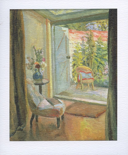 View into the Garden 1926
