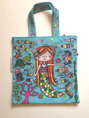 Child's Mermaid Bag.