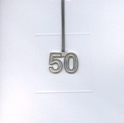 50 Pewter Keepsake.