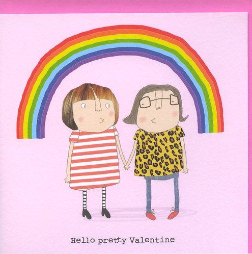 Hello Pretty Valentine