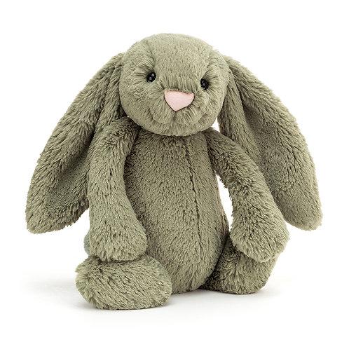 Jellycat Medium Fern Green Rabbit