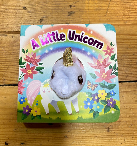 Board Book Baby Little Unicorn