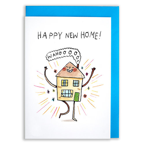 Happy New Home! Card