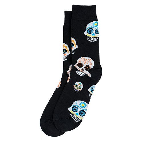 Day of The Dead Men's Socks