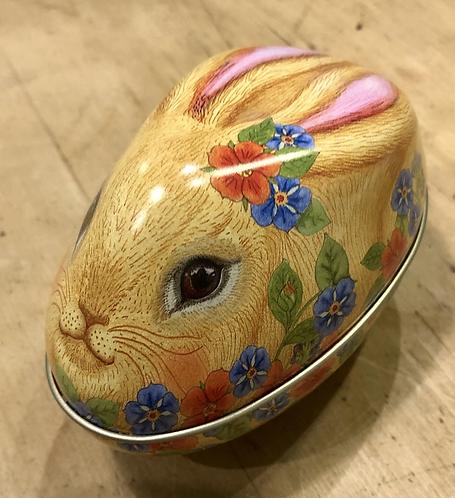 Tin Egg/Rabbit Cream