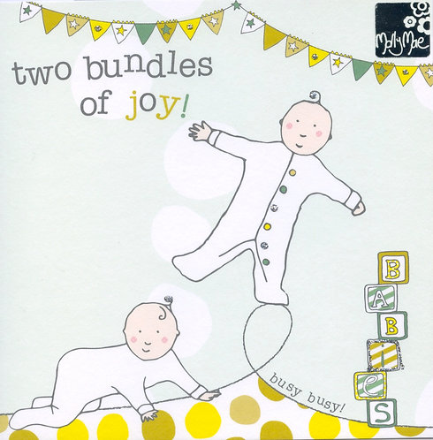 Two Bundles of Joy.