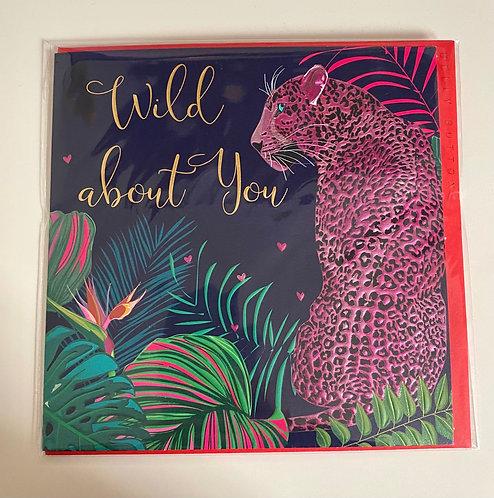 Wild Leopard Love