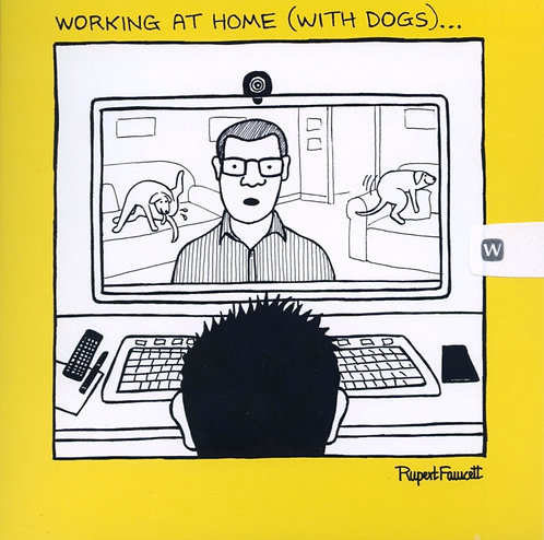 Working at Home with Dogs