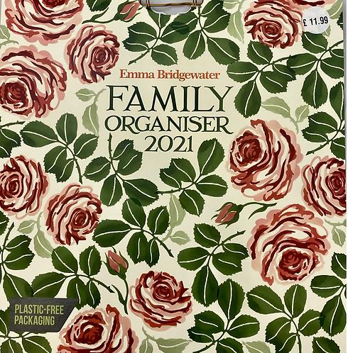 Calendar Family Organiser Emma Bridgewater 2021