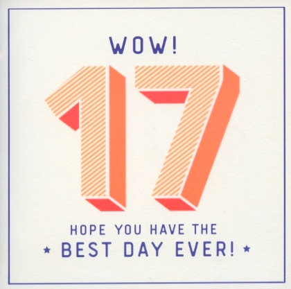 17 BEST DAY EVER