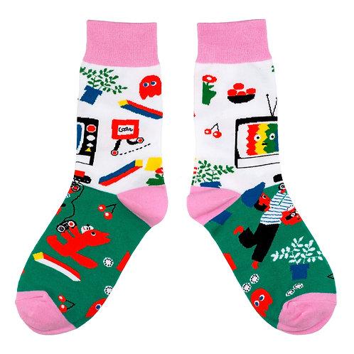 Fun & Games Socks