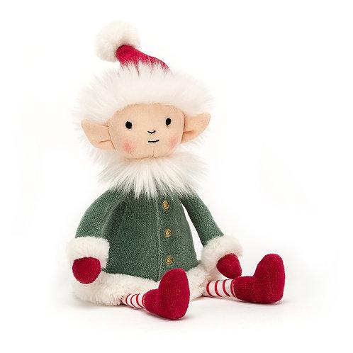 Jellycat Leffy Elf