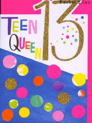 Teen Queen 13