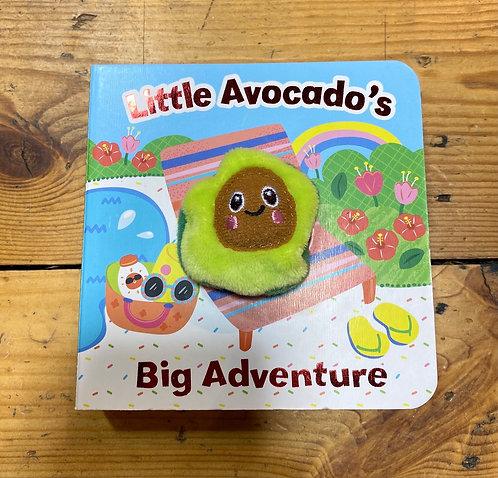 Little Board Book Baby Avocado Adventure