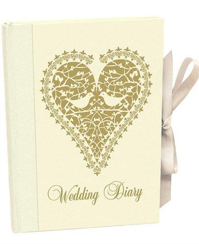 Wedding Diary by Roger La Borde