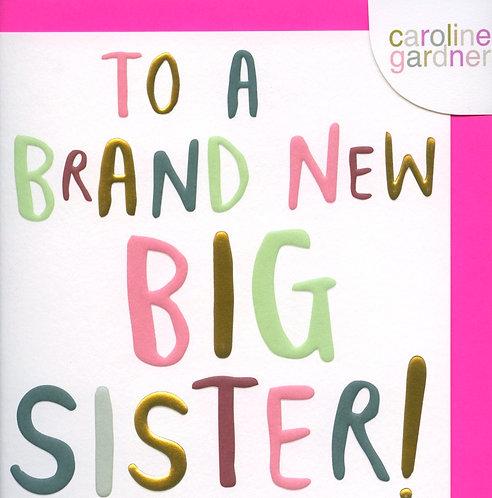 Brand New Big Sister.