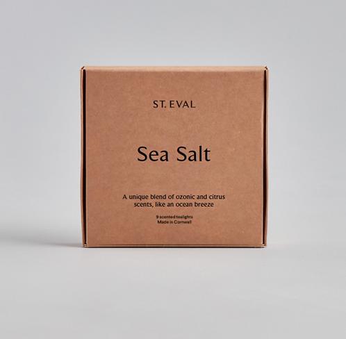 St. Eval Sea Salt Tealights