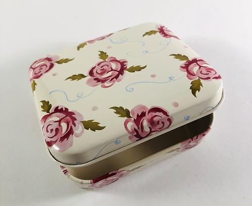 Emma Bridgewater small tin, Tiny Rose.
