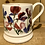 Thumbnail: Sweet Pea small mug.