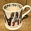 Thumbnail: Gardening Tools half pint mug.