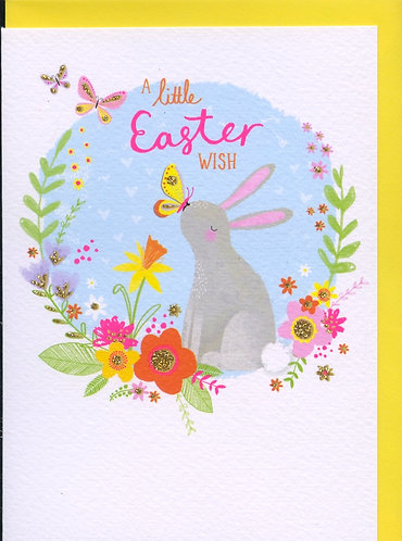 A Little Easter wish.