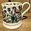 Thumbnail: Goldfinch half pint mug.