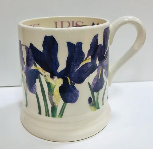 Iris Half Pint Mug