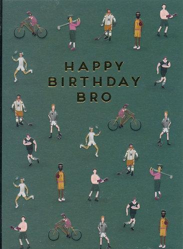 Happy Birthday Bro.