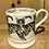 Thumbnail: Tabby Cat half pint mug.