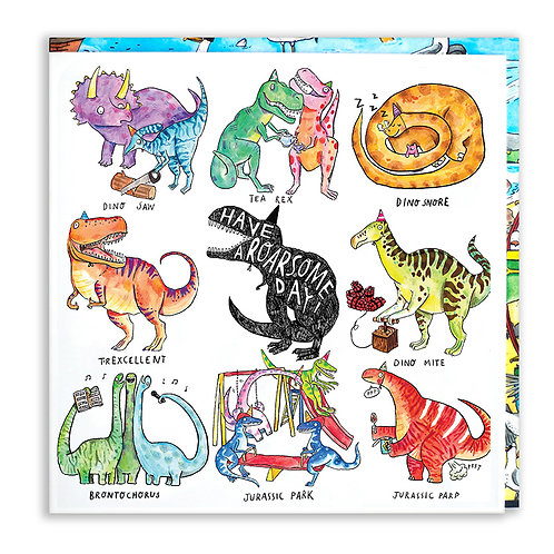Have a Roarsome Day! Card