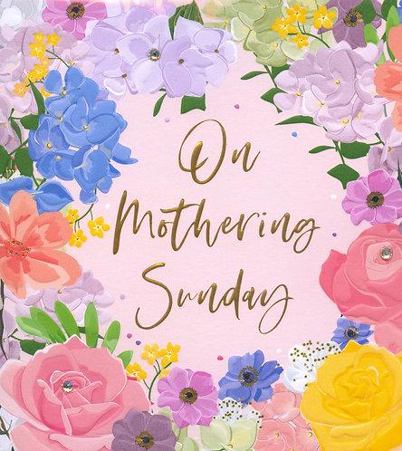 On Mothering Sunday