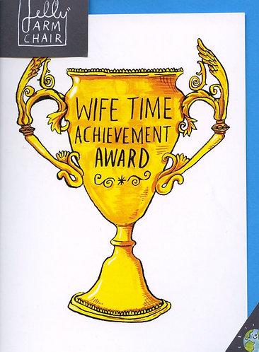 Wife Time Achievement.