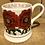 Thumbnail: Anemones half pint mug.