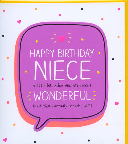 Niece... Happy Birthday