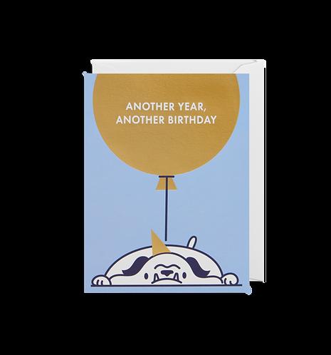 Another Birthday Mini Card