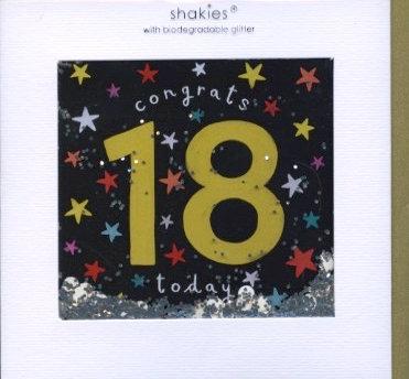 18 today Congrats