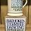Thumbnail: Wonderful Dad half pint mug, boxed.