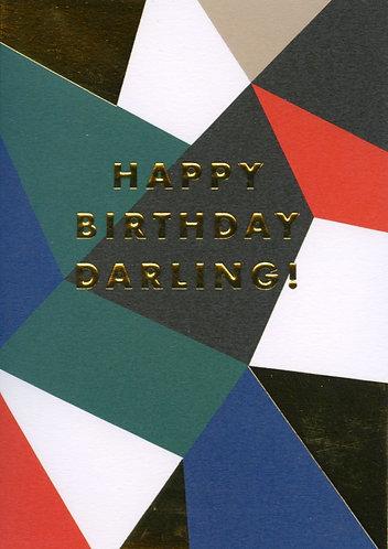 Happy Birthday Darling.