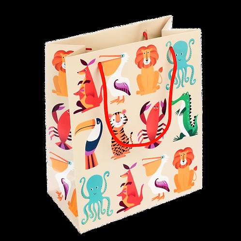 Colourful Creature Small Bag