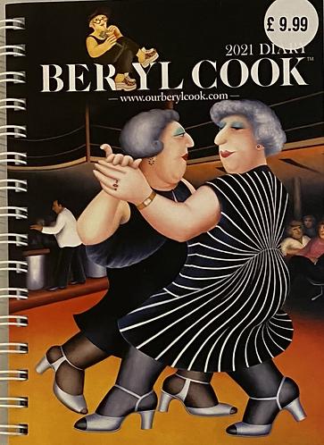 Diary A5 2021 Beryl Cook