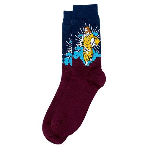 Men's Jesus Socks