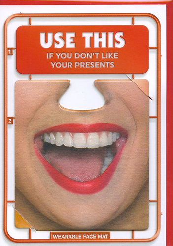 Use this if you don't like your presents