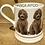 Thumbnail: Cockapoo half pint mug.