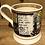 Thumbnail: Pounds shillings and pence half pint mug.