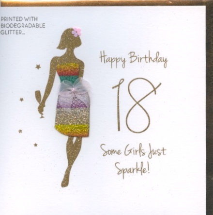 18 Girls Sparkle.