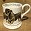 Thumbnail: Wire Haired Dachshund half pint mug.