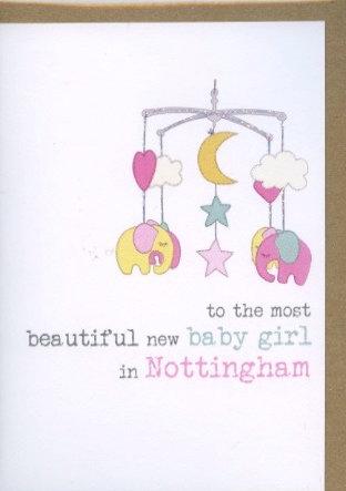 Nottingham Baby Girl.