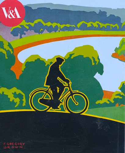 Kynoch Bicycles Poster.
