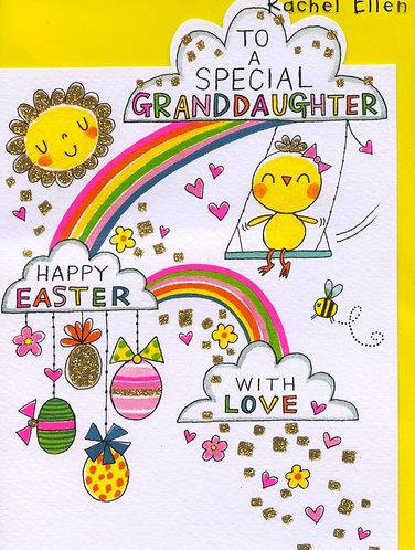 Easter, Granddaughter